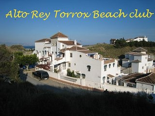 Alta Rey Torrox Beach Club Apartment with terrace overlooking the sea - Torrox vacation rentals