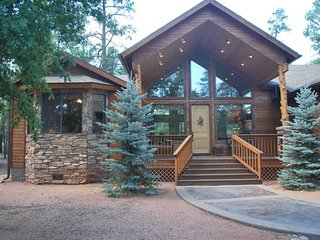 Elegant Cabin in Gated Community! - Pinetop vacation rentals