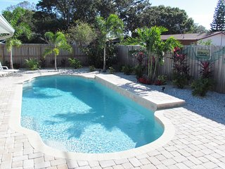 PRIVATE POOL HOME IN THE HEART OF CLEARWATER! - Clearwater vacation rentals
