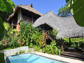 Luxueuse villa traditionnelle à Nosy-Be Madagascar - Ambondrona vacation rentals