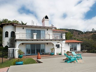 Hacienda San Marcos Secluded Spanish Villa - Goleta vacation rentals