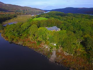 Island Hideaway on Scenic Lake in Kerry - Caragh Lake vacation rentals