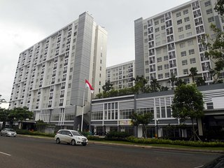 Nice Condo with A/C and Shared Outdoor Pool - Serpong vacation rentals