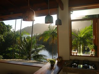 BOUTIQUE BEACHFRONT STUDIO 01 - Ubatuba vacation rentals
