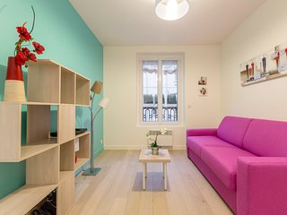 Apartment WS Beaugrenelle - Tour Eiffel pour 4 - Vanves vacation rentals