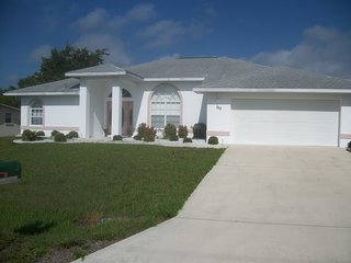 Vacation Rental with Pool - close to the beach - Port Charlotte vacation rentals