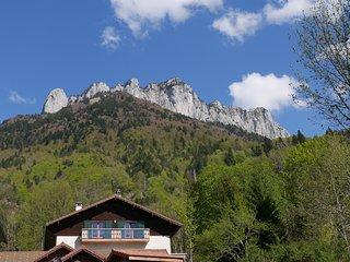 Dans un joli village, entre Lac et montagnes - Bluffy vacation rentals
