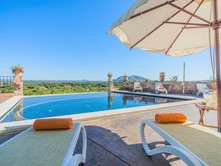 Amazing Villa Son Chete with Infinity Pool and Great Views - Buger vacation rentals
