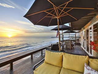 Cape Cod Beach House on the Sand 701 - 4 Bed, 3 Bath, Sleeps 10 - Dana Point vacation rentals