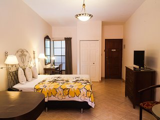 Comfortable Studios. 1 or 2 beds. Kitchenette. Wifi. Managua Center. - Managua vacation rentals