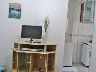 Romantic 1 bedroom Condo in Praia Grande - Praia Grande vacation rentals