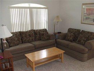Orlando - Standard Vacation Rental - 8 Guests - 3 Bedrooms - Intercession City vacation rentals