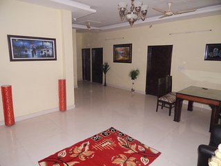 Spacious Service Apartment South of Delhi in the middle of Greens & Oxygen - Faridabad vacation rentals