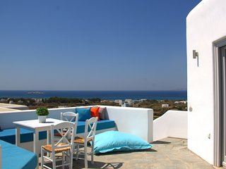 Psilotero home, with fantastic view. - Agia Anna vacation rentals