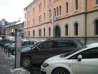 Balcescu Star Apart in Historic Center - Brasov vacation rentals
