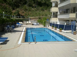 Fully equipped 1 bedroom apartment sleeping 2 guests with shared pool in Fethiye - Fethiye vacation rentals