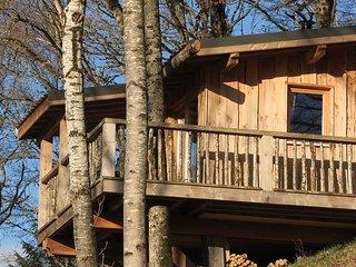 Cabanes dans les arbres de la Guinguette - Singles vacation rentals