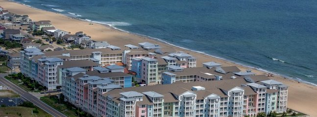 Peace of Mind *In The Sanctuary Condo Development, RIGHT on the Beach in - Image 1 - Virginia Beach - rentals