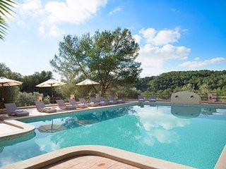 Luxurious villa, 20+ sleeps, 5 min to beach, 40 min to bcn, 20x8m pool, bbq - Sitges vacation rentals