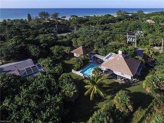 4 Bedroom / 3 Bath Beach House - Just Steps to the Beach Path - Sanibel Island vacation rentals