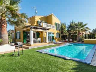 Chalet Sa Rapita with swimming pool - Sa Rapita vacation rentals