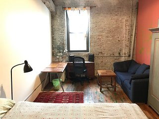 Spacious  Room in Greenpoint Loft - New York City vacation rentals