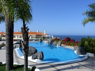 Holiday Apartment with lovely sea views. - Puerto de la Cruz vacation rentals