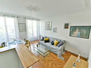 King Kang, 3BR/2BA, 5 people - Paris vacation rentals