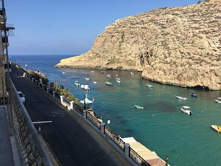 Stunning 2 Bedroom Apartment with Bay Views in Xlendi Bay, Gozo - Xlendi vacation rentals