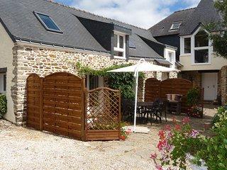 Parc de Lutin's holiday cottage: The Annexe - Reguiny vacation rentals