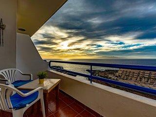 10-Studio with panoramic sea-view, WiFi, 3 pax - Adeje vacation rentals