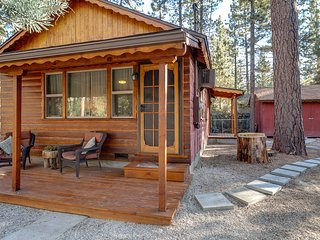 Phil's Mountain Hideout: Beautiful, Updated and Pet-Friendly Cabin for 4+ - Big Bear City vacation rentals