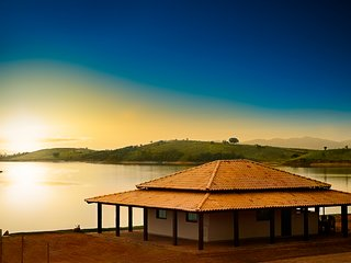 Casa para temporada - Marina Terramare - Guapé-MG - Guape vacation rentals