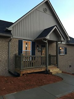 Brand New Home on 2 acres of land with mountain views directly on the water!! - Dandridge vacation rentals