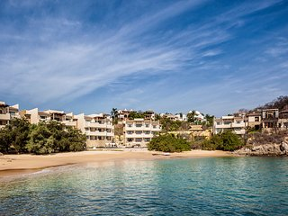 3 Bedroom Beachfront Residence - Huatulco vacation rentals