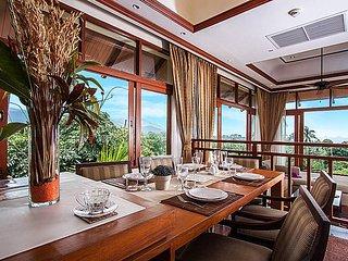 Pailin Garden Palace | 3 Bed Hillside Pool Villa in Koh Samui - Ban Bang Makham vacation rentals