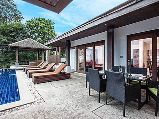 Baan Saitalay | 3 Bed Panoramic View Pool Villa in Samui - Nathon vacation rentals