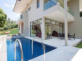 Triumph Villa A | Samui 2 Bed Pool Villa at Bang Por - Ban Bang Makham vacation rentals