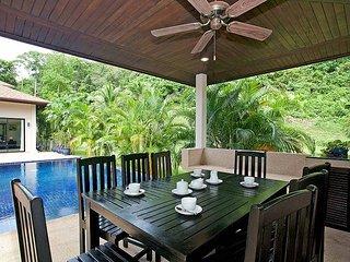 Villa Anyamanee   4Bed Villa with Private Pool in Nai Harn South Phuket - Kata vacation rentals