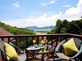 Patong Hill Estate Five | 5 Bed Pool Villa with Ocean View Patong Phuket - Karon Beach vacation rentals