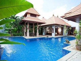 Villa Fantasea | 4 Bed Pool Rental with Resort Facilities in Kamala  Phuket - Kamala Beach vacation rentals