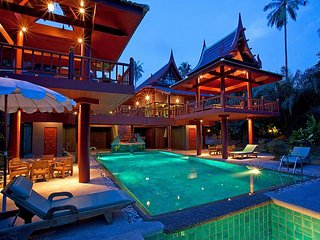 Laemset Lodge | 6 Bed Home with Private Pool in Laem Set Koh Samui - Laem Set vacation rentals