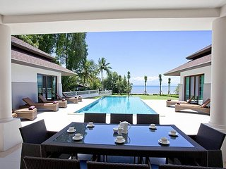 Koh Chang Wave Villa A | 4 Bed Beachfront Pool House in Koh Chang - Koh Chang vacation rentals