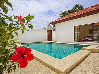 Insignia Villa   2 Bed Holiday Home with Pool near Cosy Beach Pattaya - Pattaya vacation rentals