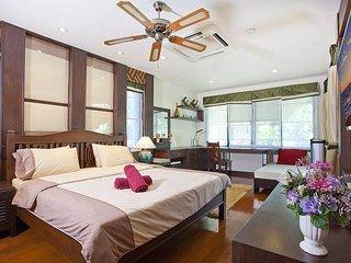 Asian style 3 bed pool villa - Pattaya vacation rentals