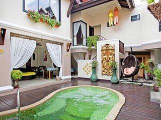Luxury 8 bed pool villa with Jacuzzi - Jomtien Beach vacation rentals