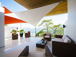 Seductive Sunset Villa Patong A5 | 3 Bed Sea View Pool Villa Patong Phuket - Patong Beach vacation rentals