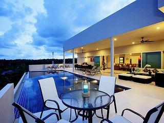 View Peche Villa | 8 Beds with Stunning Views over Andaman Sea Phuket - Coral Island (Koh Hae) vacation rentals