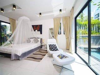 Villa Chabah | 3 Bed Pool Villa in Private Estate Near Kamala Beach Pkuket - Kamala vacation rentals