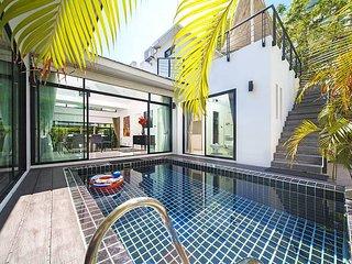 Villa Chabah   3 Bed Pool Villa in Private Estate Near Kamala Beach Pkuket - Kamala vacation rentals